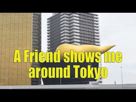 A Friend shows me around Tokyo. (HD) 東京スカイツリー