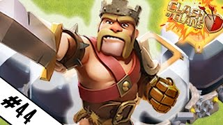 UPGRADING HEROES + FACECAM...? | ROAD TO MAX TH9 EP.44 | CLASH OF CLANS