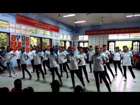 Dân vũ mùa hè xanh - Clb KN-CTXH Hương Thủy