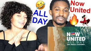 Baixar Now United  All Day Official Music Video REACTION!! Jaz & Alex