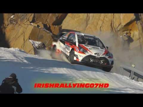 Rally Sweden 2017 Winners - Jari Matti Latvala/Miikka Anttila (IRISHRALLYING07HD)