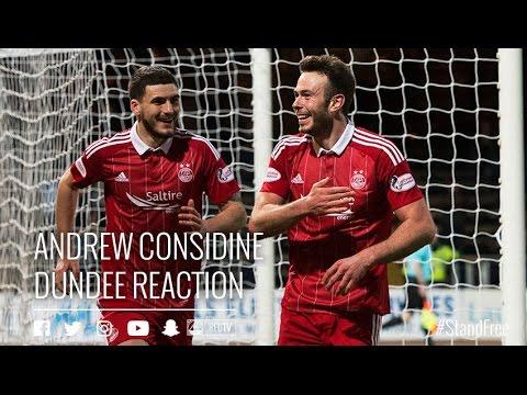Dundee 0 Aberdeen 7 | Andrew Considine