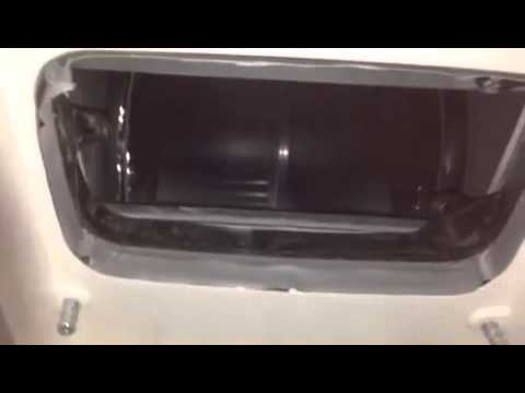 LOUD Coleman Mach 8 RV air conditioner