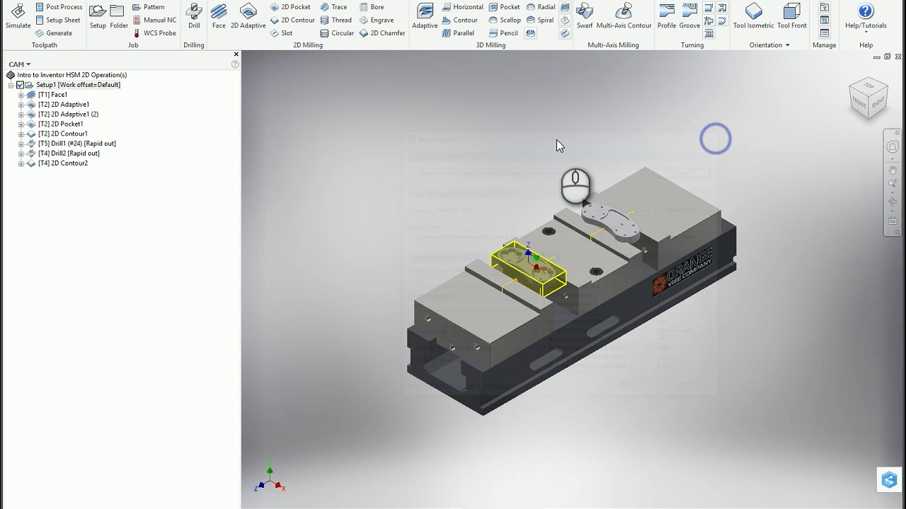 Autodesk Inventor HSM - How to Install Post Processors