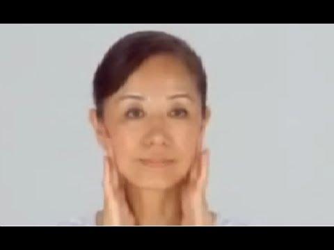 Tanaka Face Contouring  Haggard Face