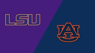 Week 3 2018 #12 LSU vs #7 Auburn Highlights Sept 15 2018