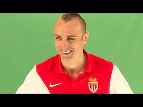 Berbatov, Falcao, Abdennour & cie : A fun photo shoot ! - AS Monaco
