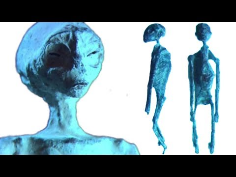 Real Mummified ALIEN Discovered In South America - Alien Life Evidence