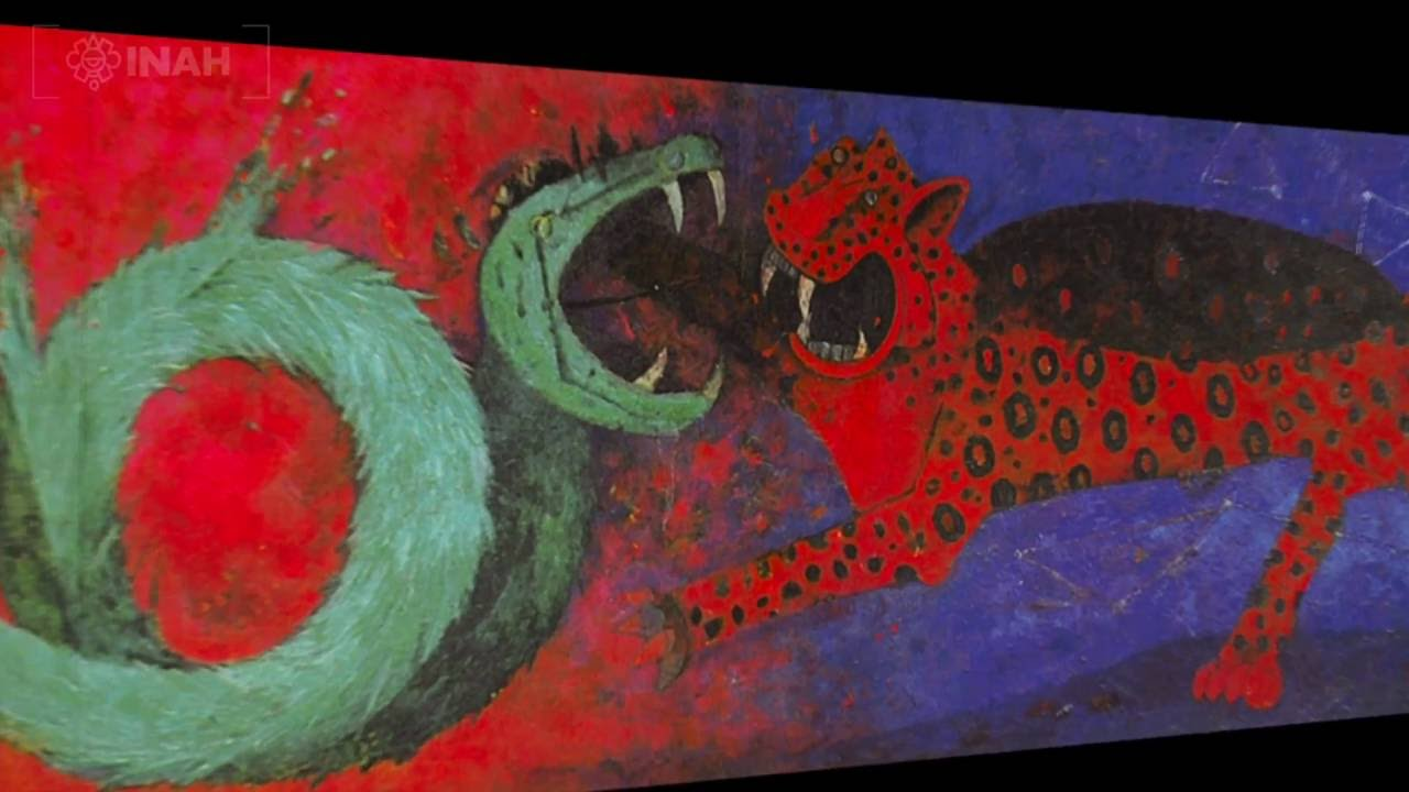 mural dualidad rufino tamayo museo de antropolog a youtube