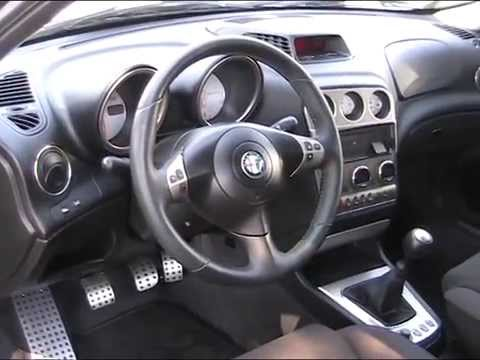 alfa romeo 156 crosswagon 1 9 jtd q4 150 cv solo km 126 mai usata youtube. Black Bedroom Furniture Sets. Home Design Ideas
