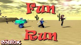 ROBLOX | Let's Play | Fun Run | MicroGuardian | SallyGreenGamer