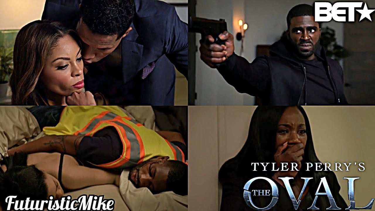 Download TYLER PERRY'S THE OVAL SEASON 2 EPISODE 9 'POLITICAL JUNKIE' REVIEW AND RECAP!!!