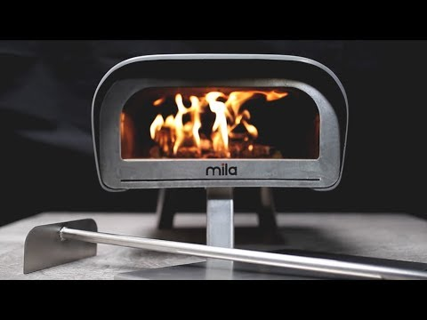 Mila Go - A wood fired pizza oven at an affordable price