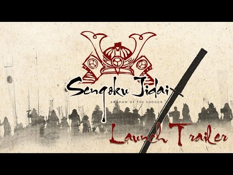 Sengoku Jidai - Launch Trailer
