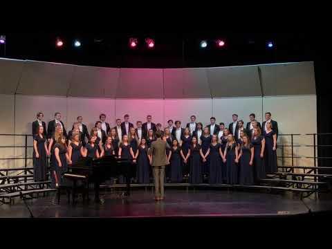 Let My Love Be Heard by Jake Runestad McNary High School 3-15-18