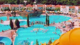 ATLANT***** Hotel & Resort Nabran (Azerbaijan)