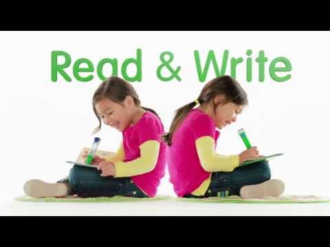 LeapReader: Learn to Read and Write!