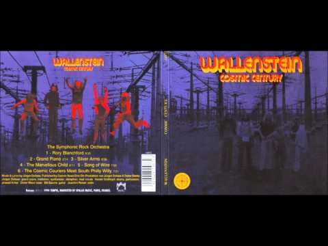 WALLENSTEIN -- Cosmic Century 1973