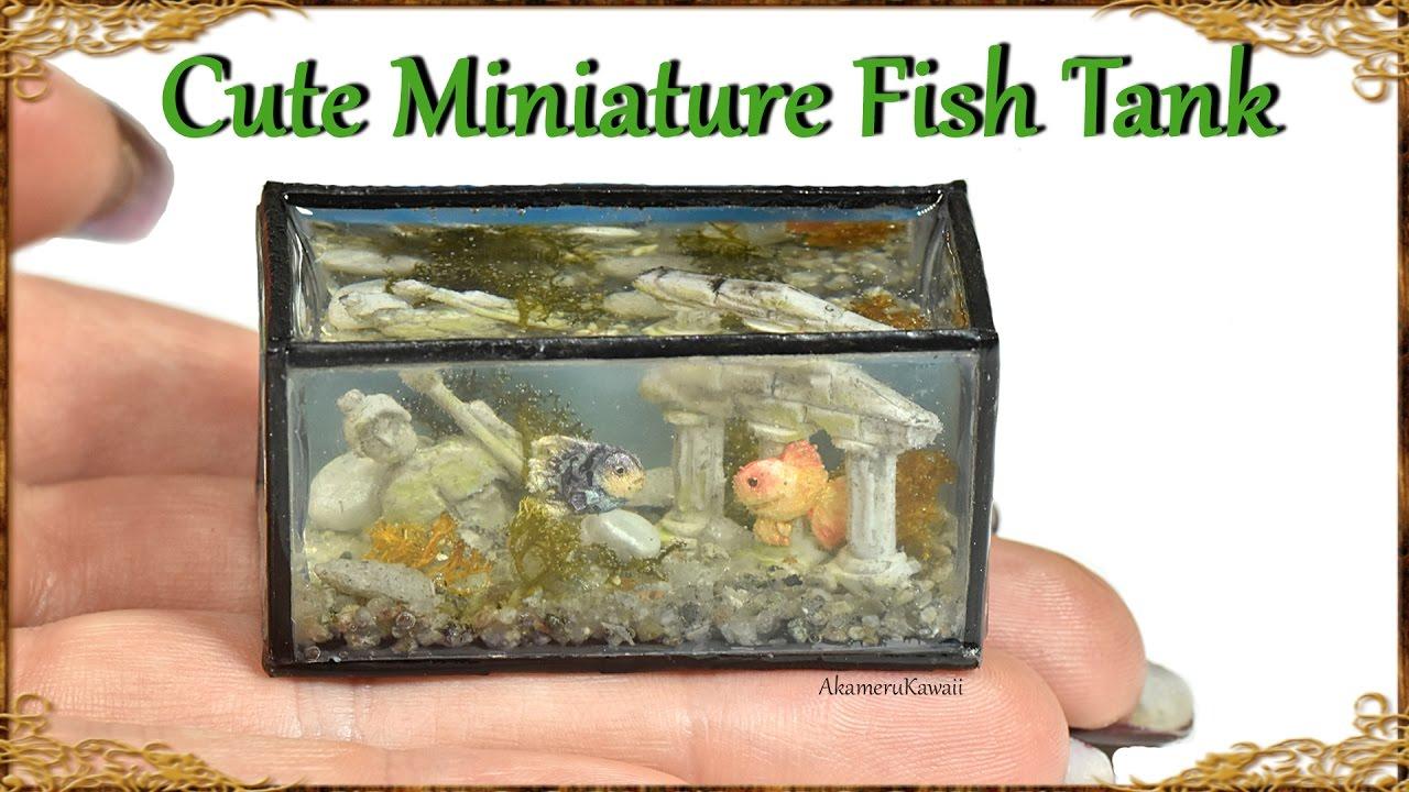How To Make Craft Fish Tank