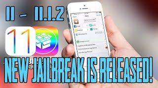 LiberiOS NEW JAILBREAK RELEASED iOS 11 - 11.1.2 26.12.2017