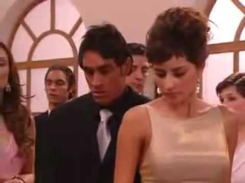 Nicolás interrumpe la boda de Barbara y Mauro