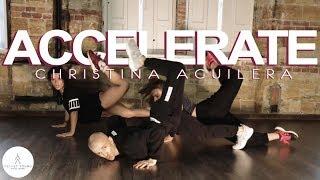 Christina Aguilera - Accelerate ft. Ty Dolla $ign, 2 Chainz | Igor Abashkin | VELVET YOUNG