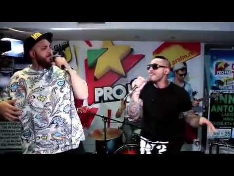 Boier Bibescu feat. Alex Velea & The dAdA - Imi e dor   ProFM LIVE Session