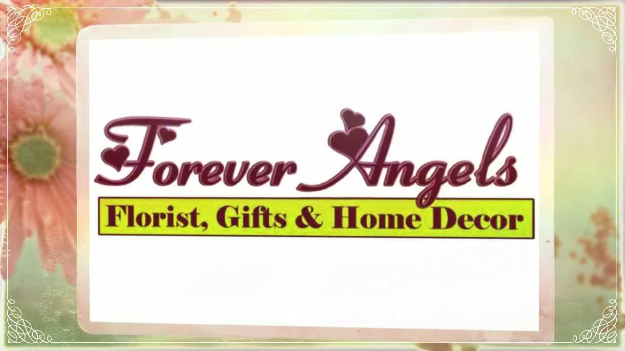 Forever angels florist home decor flower shop in for International decor outlet georgia