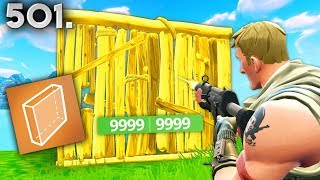 SECRET UNBREAKABLE WALL..?!! Fortnite Daily Best Moments Ep.501 Fortnite Battle Royale Funny Moments