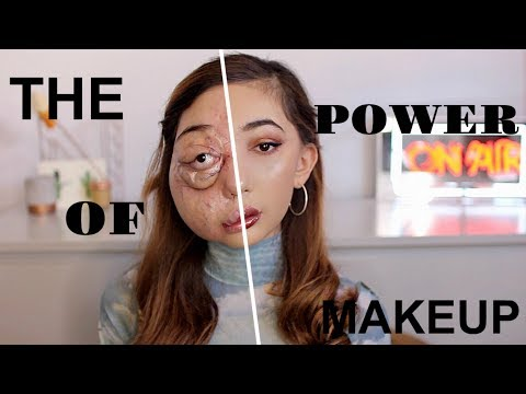THE POWER OF MAKEUP   Nikki Lilly
