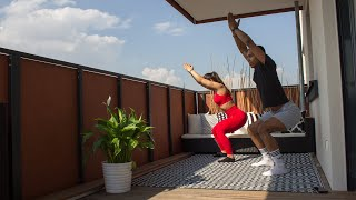 Fit @ Home: Yoga Workout