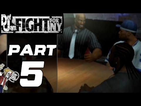 Def Jam Fight For New York #5 - Babylon