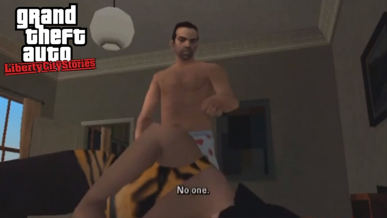 Grand theft auto vice city sex