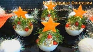 7 ШИКАРНЫХ ЗАКУСОК для Новогоднего Стола! Быстро и вкусно!