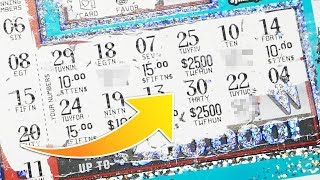 AWESOME WINNER ON WILD TIME!! $500,000 Top Prize MI Lottery!