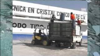 Promocional Antigua Fabrica de Vidrio La Luz