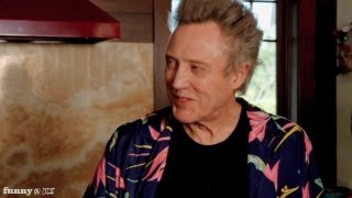 Cooking with Christopher Walken