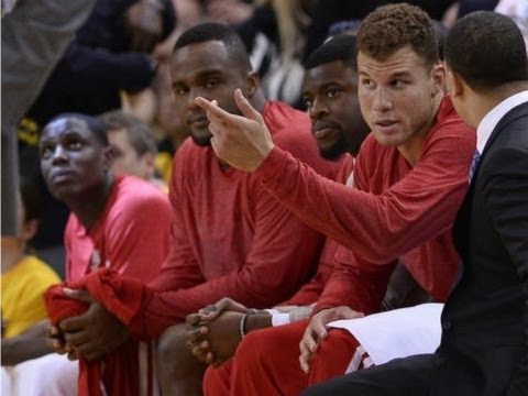 Clippers Players Protest Owner Donald Sterling Remarks  {2014}