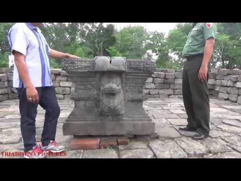 Part 09 Of 10-The Mysterious Ancient Javanese Temple-TEGOWANGI 1400 AD-Ritual Offerings