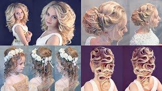 Свадебные и вечерние причёски | Авторские причёски | Лена Роговая | Hairstyles by REM | Copyright ©