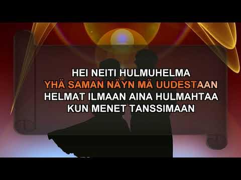 NEITI HULMUHELMA - karaoke