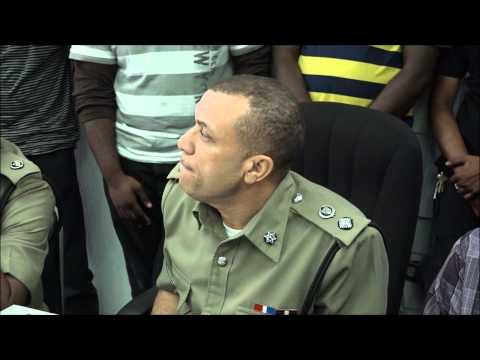 US Deportee Arrested following Biggest Drug & Ammunition Haul in South Trinidad - 01/04/2014