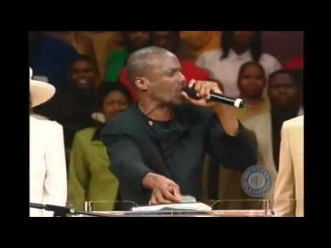 Bishop Noel Jones Closing At G.E Patterson's Church COGIC