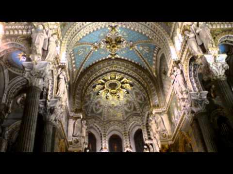 Pro Musica Hungarica Choeur de l'Université Lóránd Eötvös de Budapest - Lyon Fourvière 1/13