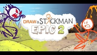 How to download Draw a Stickman EPIC 2 game for PC (New Link) screenshot 3