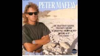Peter Maffay - Du hattest keine Tränen mehr MP4