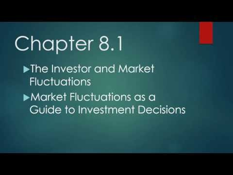 The Intelligent Investor - Benjamin Graham - Chapter 8.1 (One of Warren Buffett's favorite chapters)