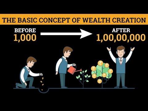 Understand the Concept of Wealth Creations (Animated Video Hindi) -The Mastery Guide