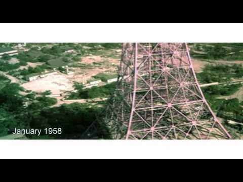 Tokyo Tower Remembered 1957-58【HD】