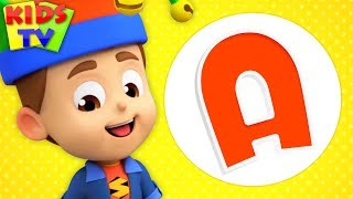 The Sounds that Letters Make | ABC Phonics Song | Super Supremes | Kids Learning Video